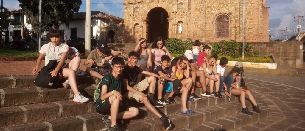 Excursión grado 8º Santander