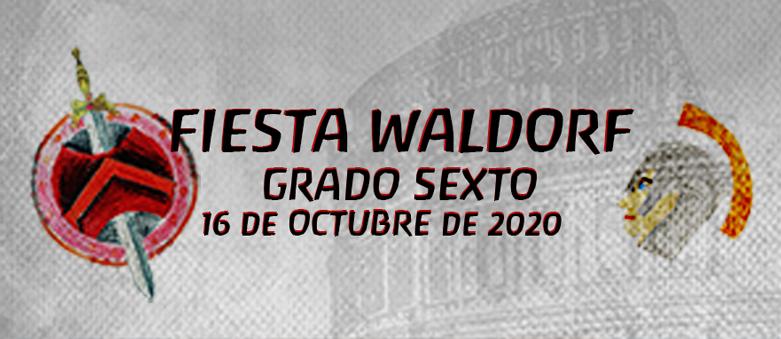 Fiesta Waldorf grado Sexto